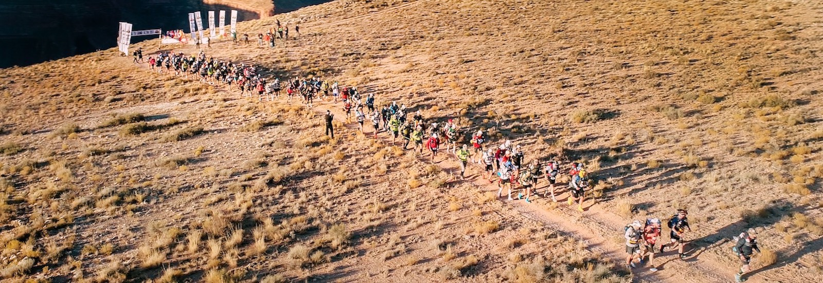 race start frame grab for altra