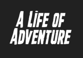 a life of adventure logo