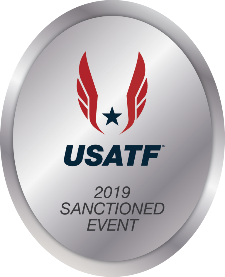 2019 usatf sanctioned event logo png