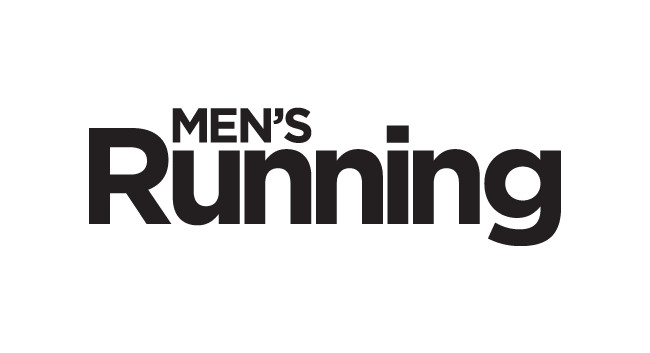 mens running logo