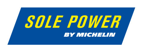 sole power by michelin logo