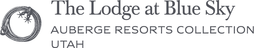 the lodge at blue sky logo